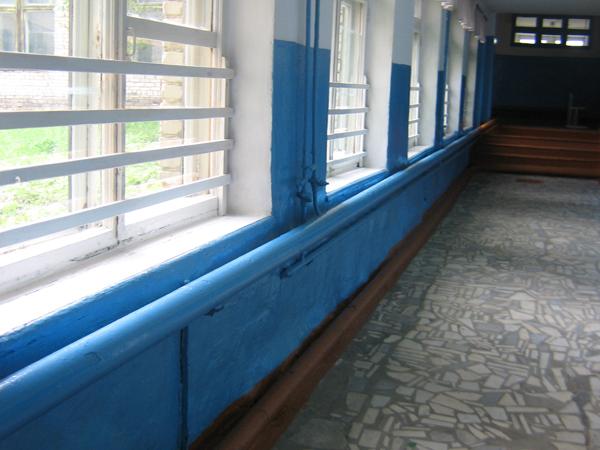 Система теплоснабжения школы
